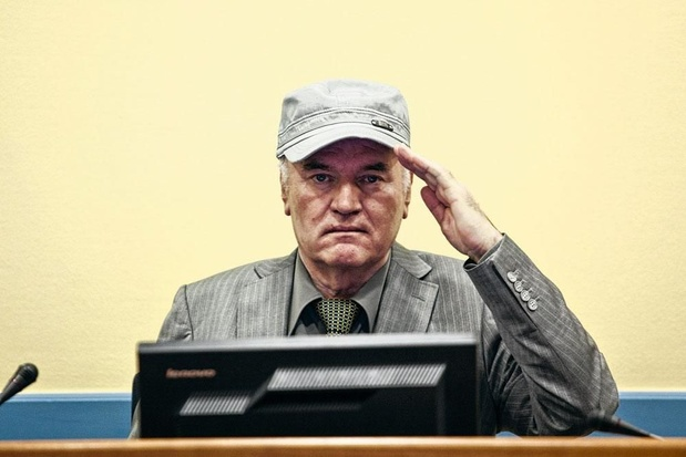 The Trial of Ratko Mladic (3)