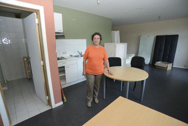 Verhuurkantoor haalt verkeerde appartement leeg in Brugge
