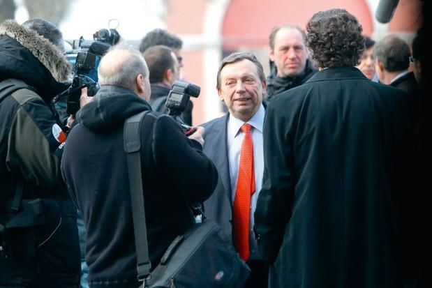 L'hommage du PS liégeois à Michel Daerden