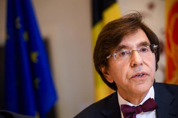 Di Rupo: 'CD&V moet kiezen tussen eenheid of splitsing van het land'