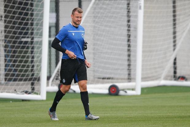 Club Brugge plukt Simon Mignolet weg bij Liverpool