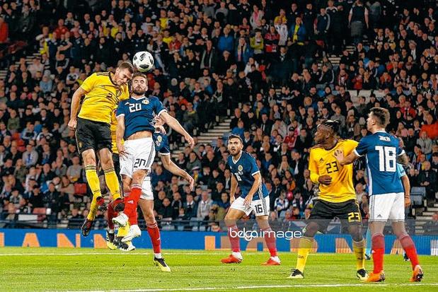 Belgique-Écosse