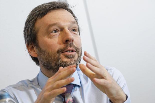"""Pierre Wunsch, gouverneur de la Banque nationale: """"Il est urgent de revenir sous 1% de déficit public"""""""