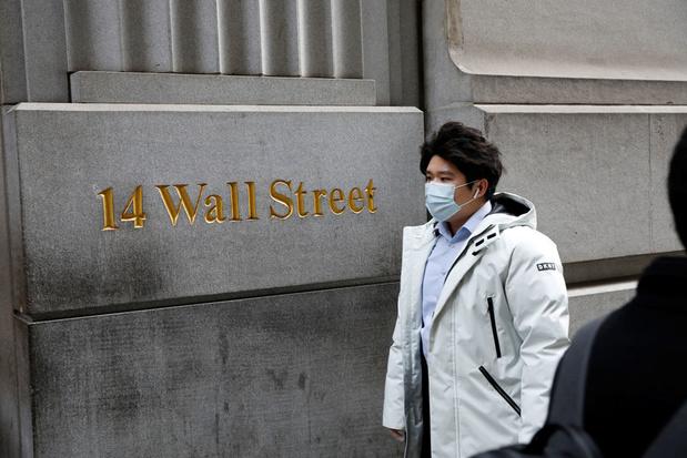 Wall Street hoger na beurscrash
