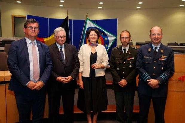 Doek valt over Luchtmachtbasis Koksijde: helikopters verhuizen naar Oostende