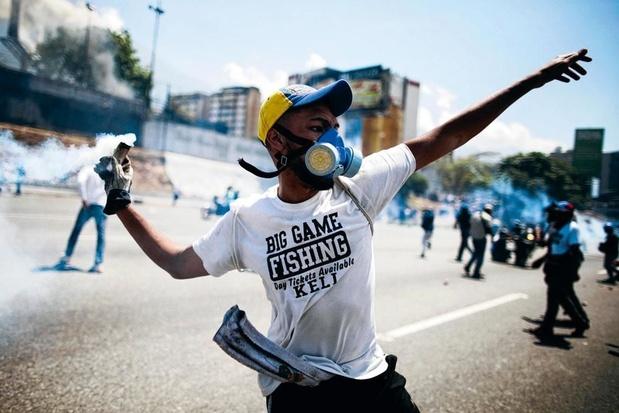 Verslag uit de Venezolaanse hel: bedrijven hopen op een mirakel