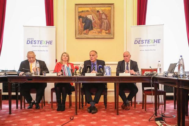 Le Dr Alain Destexhe cède la présidence des Listes portant son nom qui poursuivent l'aventure