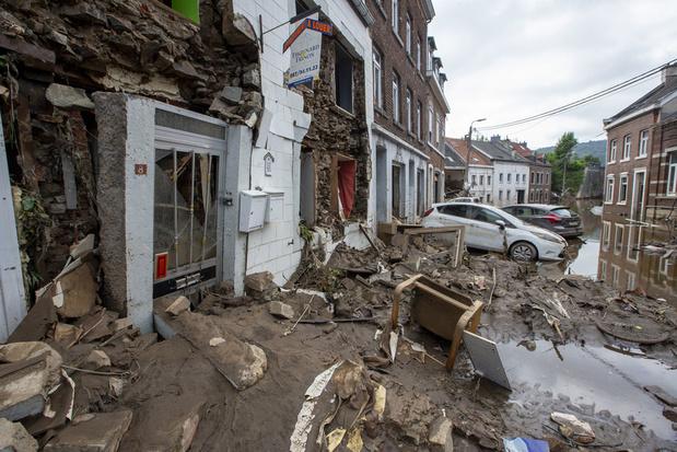 Stedebouwkundige vrijstelling voor dringende heropbouwwerken
