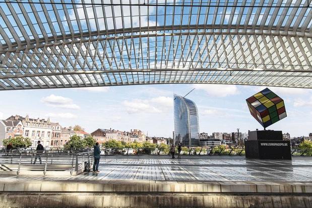 Soixante nuances de Greisch pour façonner le paysage urbanistique belge