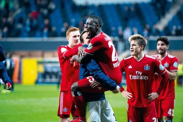 Ex-Anderlechttalent Orel Mangala na sterk seizoen met Hamburg volgend seizoen weer in Bundesliga