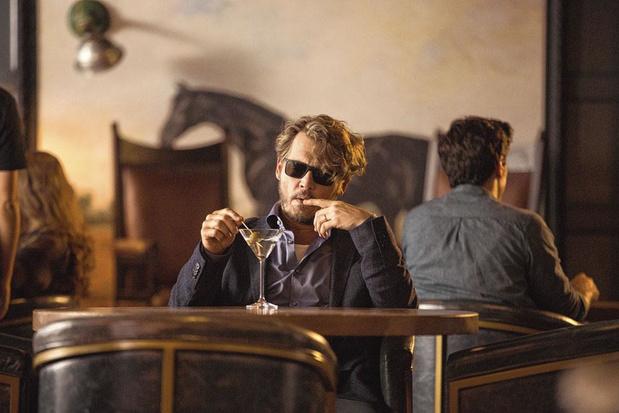 Johnny Depp heeft zijn eerste degelijke rol sinds lang te pakken in 'Richard Says Goodbye'