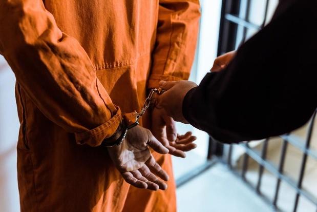 Celstraffen voor inbrekers die crashten na dolle achtervolging in Zarren