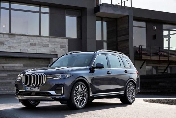 BMW X7 : une nouvelle référence dans l'univers des SAV