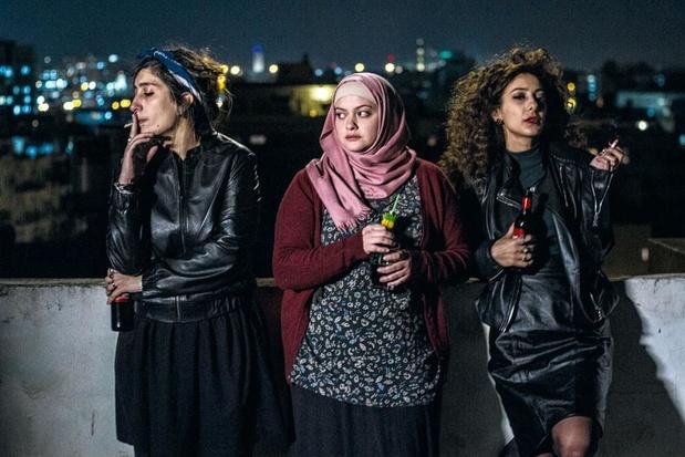 Tv-tip: vrijgevochten Arabische vrouwen in 'Bar Bahar'