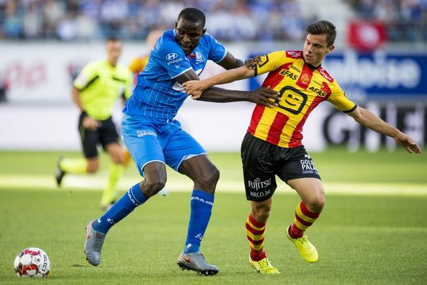 Dante Vanzeir (KV Mechelen): 'Gert Verheyen is een topmens'