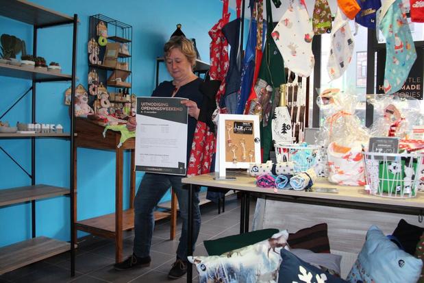 """Little Handmade Stories in Avelgemse Kerkstraat: """"Een droom die uitkomt"""""""