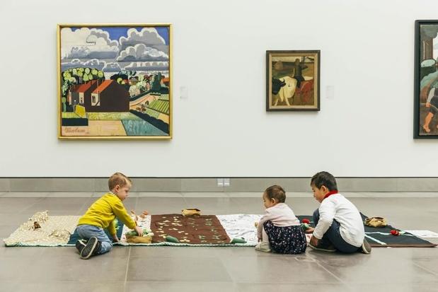 'Kan kunst de wereld en onze kinderen redden?'