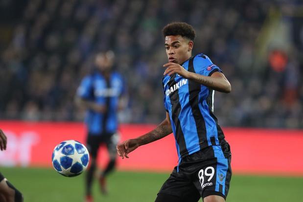 Club Brugge leent Cyril Ngonge uit aan PSV