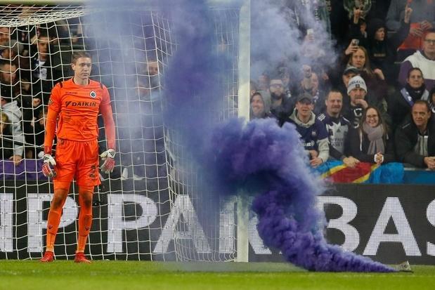 Bondsparket vervolgt RSC Anderlecht voor spreekkoren tegen Club Brugge