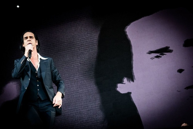 Nick Cave in de Roma: nooit stiller, nooit méér rock-'n-roll