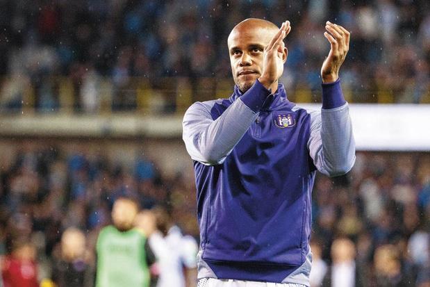 Le rôle de Kompany n'est pas clair: Anderlecht va devoir s'expliquer devant la Commission des licences