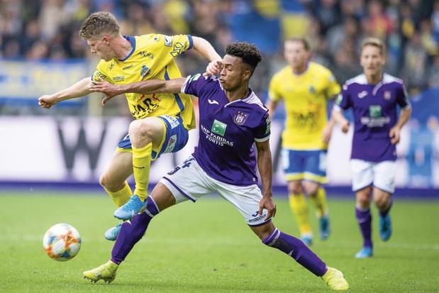 Anderlecht : le problème des backs
