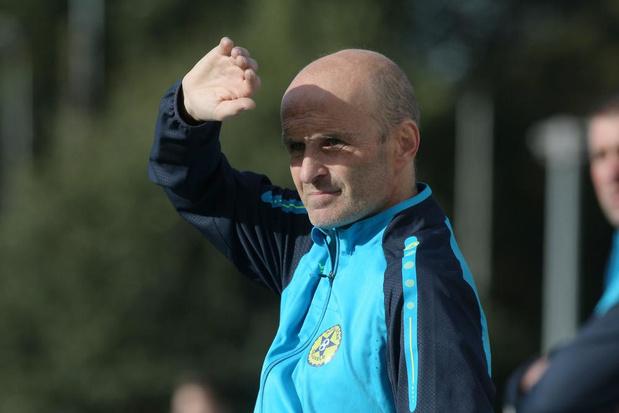 Gerdy Saelens wordt nieuwe trainer van Gold Star Voormezele