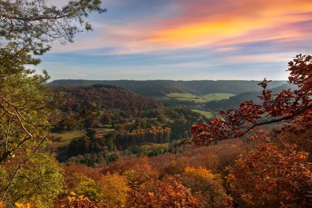 De mooiste wandelroutes in Luxemburg