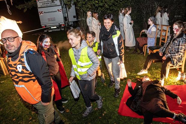 Zombietrail breekt alle records met 2.070 deelnemers