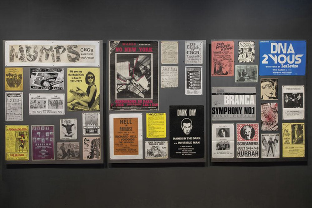 Punk à l'affiche
