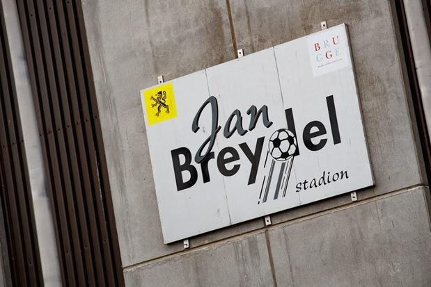 Anderlecht-bestuur reageert 'met verbijstering' op vandalisme rond Jan Breydelstadion