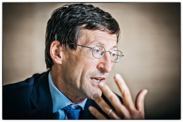 Etienne de Callataÿ na de verkiezingen: 'Pensioenhervormingen moeten trager gaan'