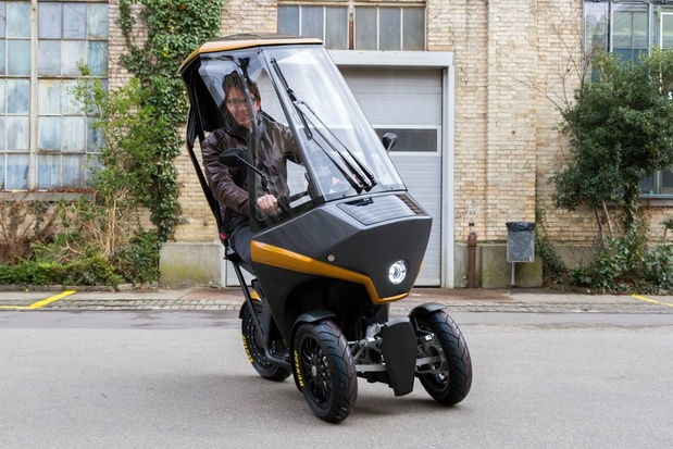 Bicar lanceert elektrische micro-auto