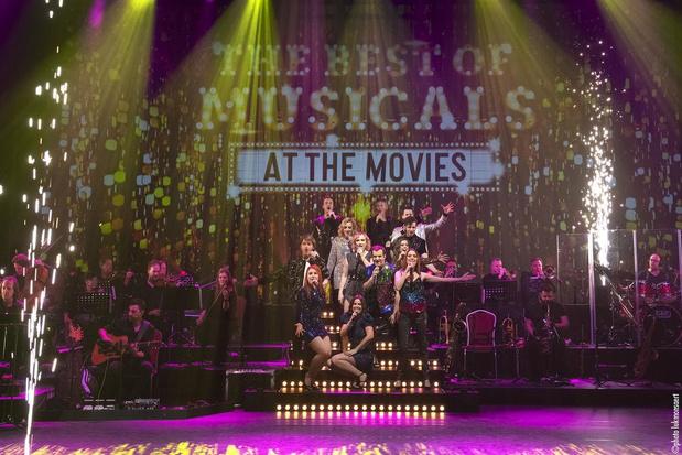 Wervelende 'Best of Musicals - At the Movies'