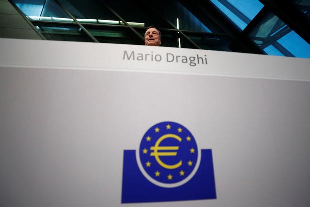 ECB handhaaft nulrente tot midden 2020