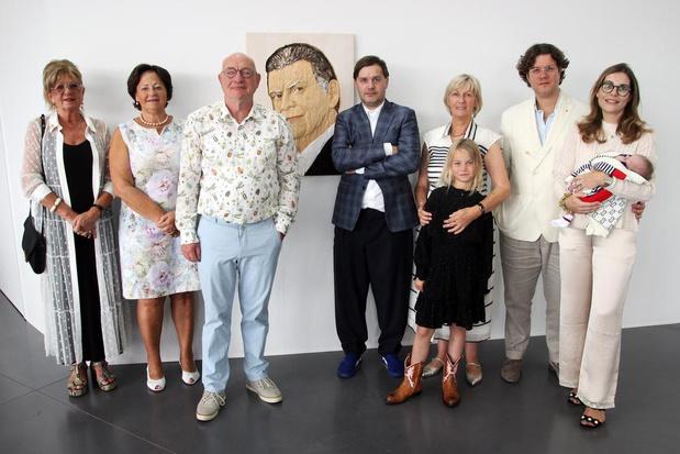 Na 40 jaar valt doek over kunstgalerij Deweer Gallery, laatste expo toont hele collectie