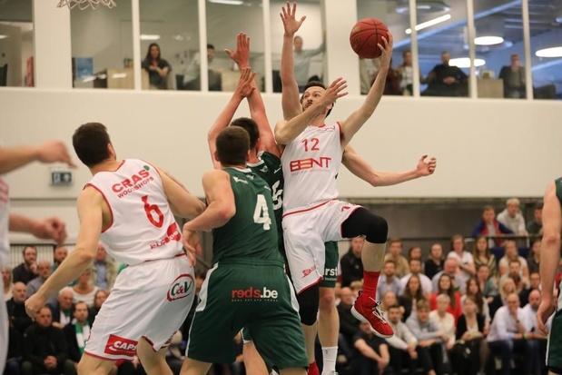Basket Waregem gaat onderuit op het veld van Boechout