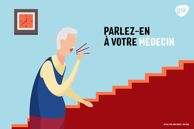 Monter les escaliers devient difficile ?