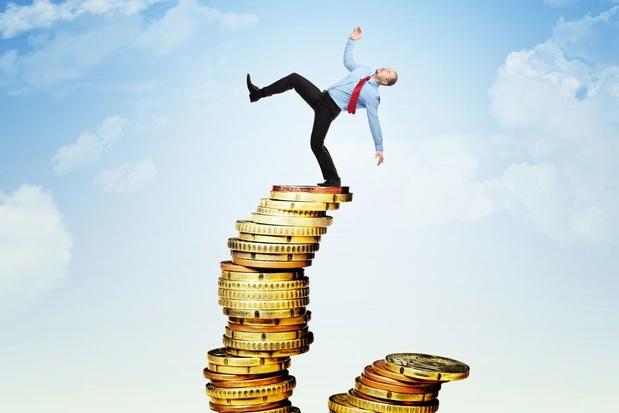 'De hebzucht heeft bij de beleggers de overhand gekregen op de angst'