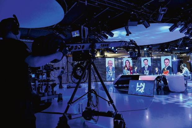 La chaîne d'information en continu LN24 est à vendre