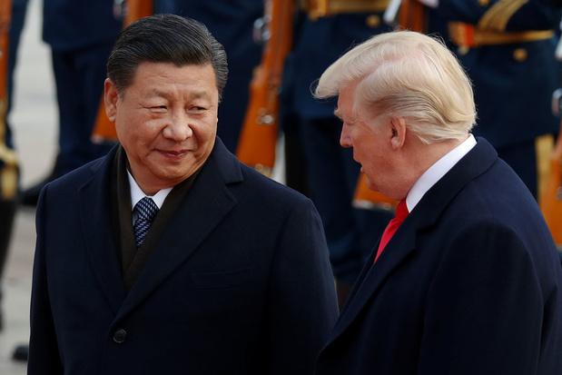 De Chinezen boeken grote technologische vooruitgang en dat ziet politiek Amerika niet graag gebeuren