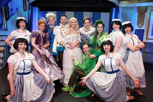 Familiemusical 'Assepoester' komt ook naar Plopsa Theater in De Panne