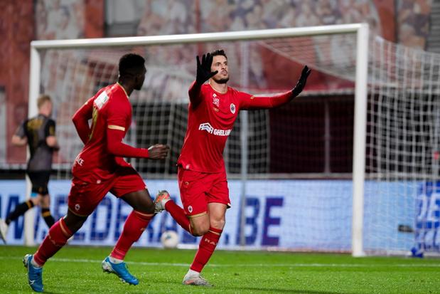 Mirallas bezorgt Antwerp de zege tegen KV Mechelen
