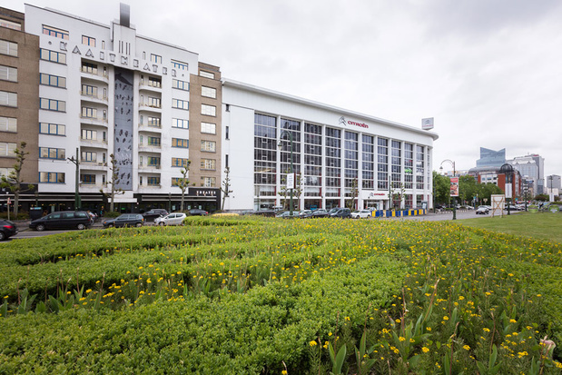Vijf architectenteams in de running voor vernieuwing Brussels Kaaitheater