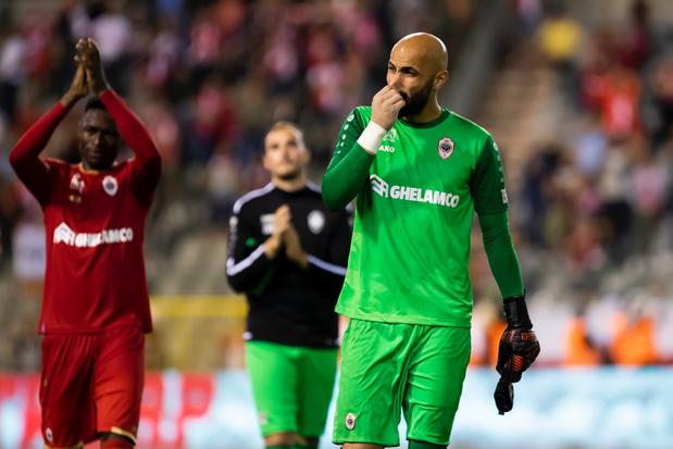 Antwerp is Europees uitgeschakeld na nederlaag tegen AZ
