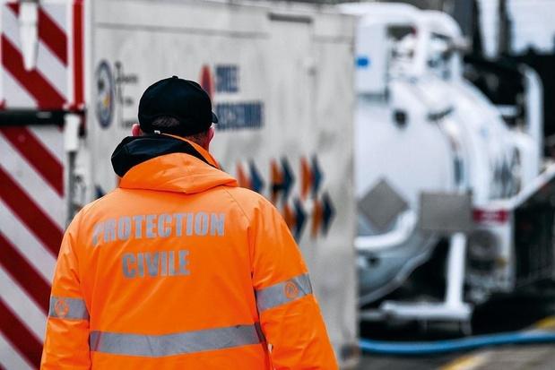 Protection civile : Bruxelles obtient (un peu) gain de cause
