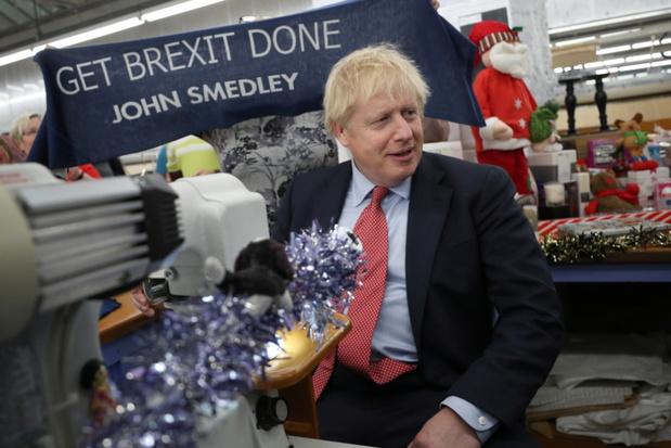 Boris Johnson blijft tv-interviews weigeren in aanloop naar verkiezingen: 'Ongezien'