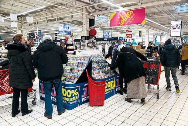 Auchan se sépare de 21 magasins