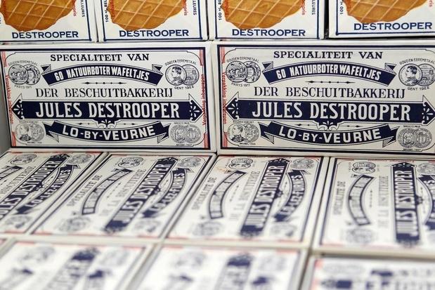 """Afpersers dreigen om producten Jules Destrooper te vergiftigen: """"Geen reden tot paniek"""""""