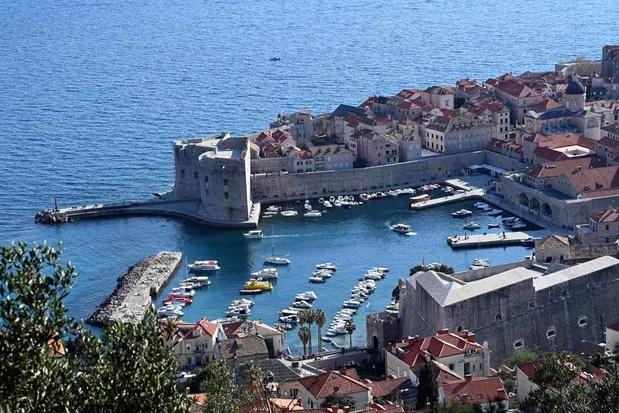 """""""Game of Thrones"""": Quand Port-Réal étouffe Dubrovnik (en images)"""